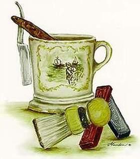 ishaving mug